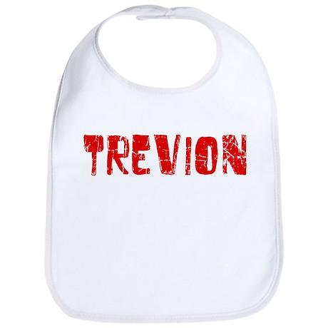 Trevion Faded (Red) Bib