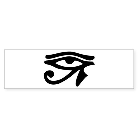 Eye of Horus Bumper Sticker (50 pk)