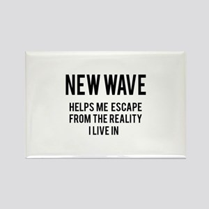 New Wave Helps me escape from the Rectangle Magnet