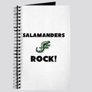 Salamanders Rock! Journal