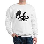 Sweatshirt: 'World Tapir Day'