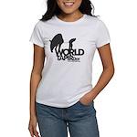 Women's T-Shirt: 'World Tapir Day'