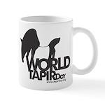 Mug: 'World Tapir Day'
