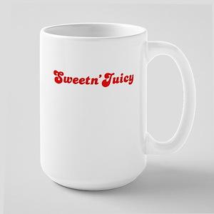 Sweet n Juicy Logo! Mugs
