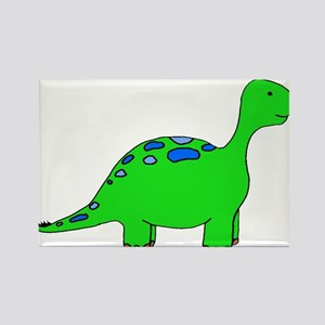 DINOSAUR Design Email to Pers Rectangle Magnet