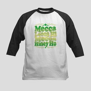 Mecca Lecca Hi Kids Baseball Jersey