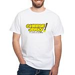 Cheese Jerky White T-Shirt