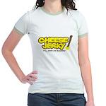 Cheese Jerky Jr. Ringer T-Shirt