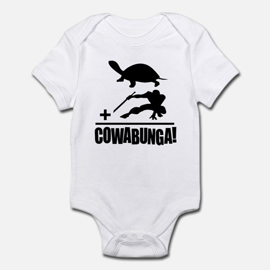 Cowabunga Infant Bodysuit