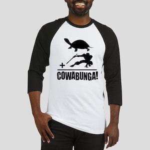 Cowabunga Baseball Jersey