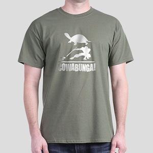 Cowabunga Dark T-Shirt