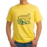 Dream On Yellow T-Shirt