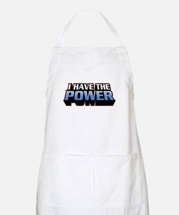 I Have The Power BBQ Apron
