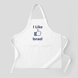 I Like Israel Light Apron