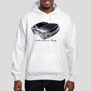 """make mine a 'stang"" Hooded Sweatshirt"