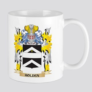 Holden Coat of Arms - Family Crest Mugs