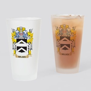 Holden Coat of Arms - Family Crest Drinking Glass