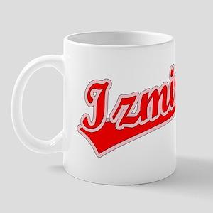 Retro Izmir (Red) Mug