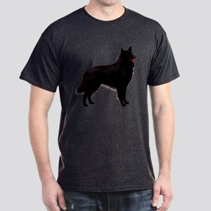 Black Belgian Shepherd Dark T-Shirt