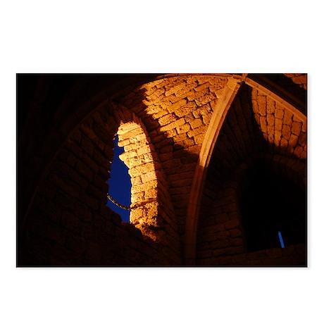 Crusader Castle Postcards (Package of 8)