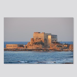 Crusader Fortress Postcards (Package of 8)