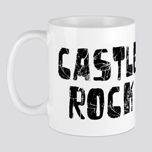 Castle Rock Faded (Black) Mug
