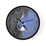 Nuthatch Wall Clock
