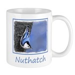 Nuthatch 11 oz Ceramic Mug
