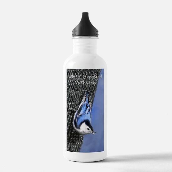 Nuthatch Water Bottle