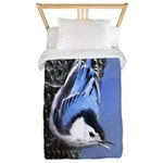 Nuthatch Twin Duvet Cover
