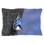 Nuthatch Pillow Case