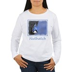Nuthatch Women's Long Sleeve T-Shirt
