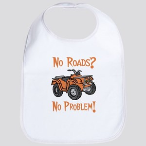 No Roads No Problem ATV Bib