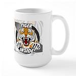 Tiger Inside Large Mug
