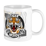 Tiger Inside Mug