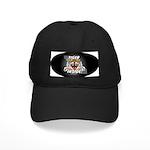Tiger Inside Black Cap