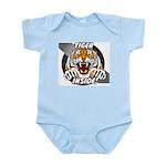 Tiger Inside Infant Creeper