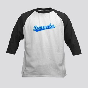Retro Temecula (Blue) Kids Baseball Jersey