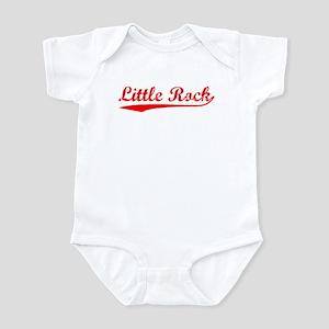 Vintage Little Rock (Red) Infant Bodysuit