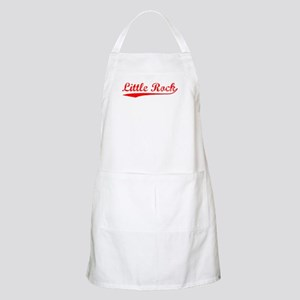 Vintage Little Rock (Red) BBQ Apron