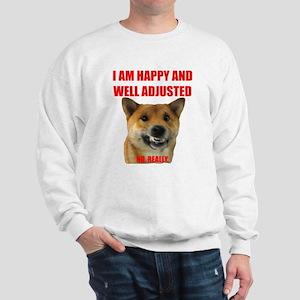 Well Adjusted Shiba Sweatshirt