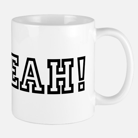 Oh YeAh! Mug