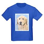 Golden Retriever Kids Dark T-Shirt
