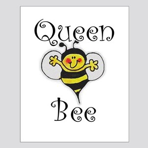 Queen Bee Small Poster