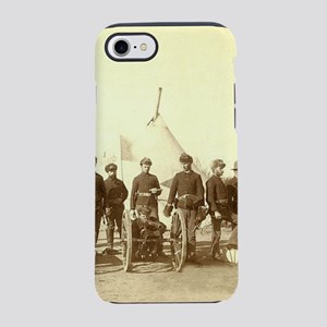 American Civil War Soldiers iPhone 8/7 Tough Case