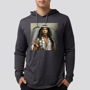 Classic Native American Brave Long Sleeve T-Shirt