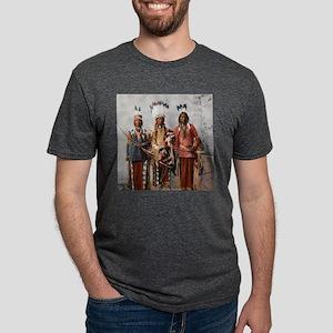 Native American apache worrior T-Shirt