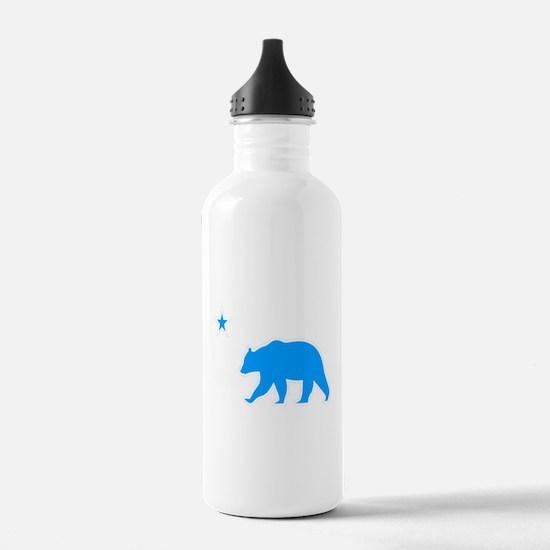 Unique California bears Water Bottle