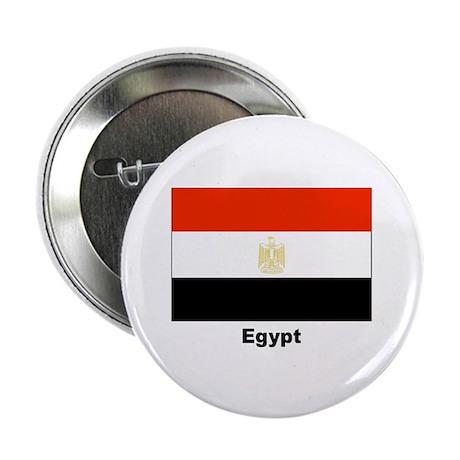 "Egypt Egyptian Flag 2.25"" Button (10 pack)"