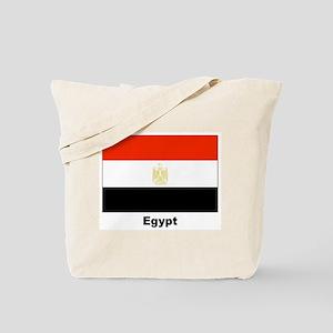 Egypt Egyptian Flag Tote Bag